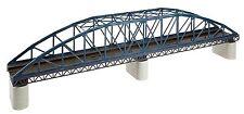 Faller 120482 H0, Bogenbrücke 564 mm lang, Epoche II,  Neuware, für C-Gleis