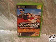 Tony Hawk's Pro Skater 4  (Microsoft Xbox, 2003)