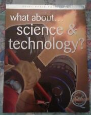 What About...Science & Technology? Children's Youth Book by Steve Parker *NEW