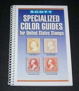 Scott Color Guide Book