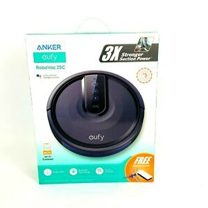 Anker Eufy Robot Vacuum 25C RoboVac Cleaner Home Carpet Wi-Fi Connected Floor
