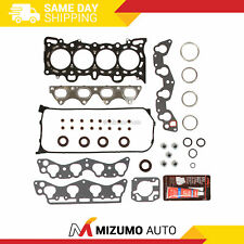 Head Gasket Set MLS Fit 96-00 Honda Civic Del Sol 1.6L SOHC D16Y5 D16Y7 D16Y8