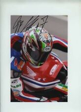 Frankie Chili Honda World Superbikes Signed Photograph 2