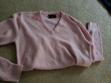 Christian Dior Women's Pink Sweater Sz M
