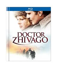 Doctor Zhivago Anniversary Edition (Blu-ray Book Packaging) Free Shipping