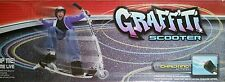 New Razor Graffiti Chalk Scooter Purple Chalking Action Htf