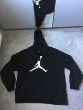 Nike Air Jordan Black Hoodie XXL