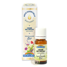 Cèdre de l'Atlas huile essentielle Bio 10ml Biofloral aromathérapie médecine ...