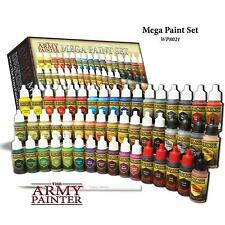 Army Painter Warpaints Mega Paint Set III | Farbset, Pinsel, Quickshade Inks