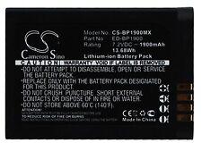7.2 v batterie pour Samsung nx1 Li-Ion nouveau