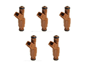 5x Fuel Injector for 1998-2006 Volvo C70 S60 S70 2.4 S80 2.3 V70 XC70 XC90 2.5