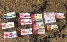 TOMICA F1 Porsche 930 Turbo / Tomy  Nissan/ Tomy Ferrari / Tomy Mixed Lot Of 11