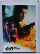 James Bond 007 Classics Case Topper CT1 The World is Not Enough Poster Card