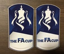 Sporting ID Official Authentic FA Cup Patch Badge Player Size 2014/15