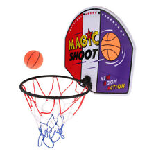 Executive Stress Toys Indoor Mini Basketball Gift Set Includes Ball Pump Hoop