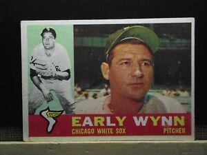1960 Topps #1 Early Wynn