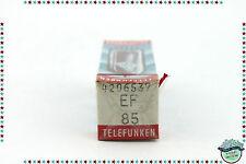 EF85 Telefunken Vacuum Tube, Valve, Röhren, NOS, NIB. x1