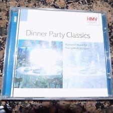 CD  HMV DINNER PARTY CLASSICS   USED