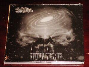 Mutilation Sorrow Galaxies - Limited Edition CD 2016 Osmose OPCDL317 Digipak NEW