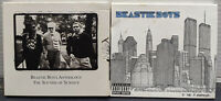 BEASTIE BOYS CD LOT OF 2 TO THE 5 BOROUGHS & ANTHOLOGY THE SOUNDS OF SCIENCE