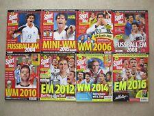 Sport Bild Sonderheft EM WM
