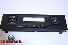 BMW E38 FRONT AIR CONDITIONING CONTROL PANEL 64118375810