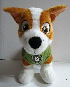 Build A Bear Nickelodeon Paw Patrol Tracker Puppy Dog Plush w/ Vest Collar 2019
