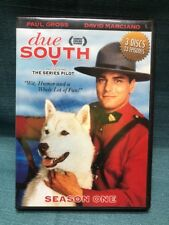 Due South - Season 1 (DVD, 2008, 3-Disc Set)