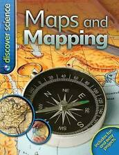 Chancellor  Deborah-Discover Science: Maps And Mapping  BOOK NEW