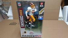 KIRK COUSINS-MCFARLANE MADDEN NFL 17 ULTIMATE TEAM SERIES 3 ACTION FIGURE 7""