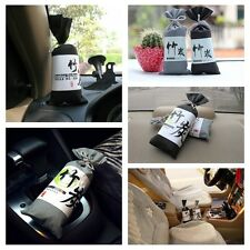 Car Home Odor Absorber Bamboo Charcoal Activated Carbon Air Freshener Deodorant*