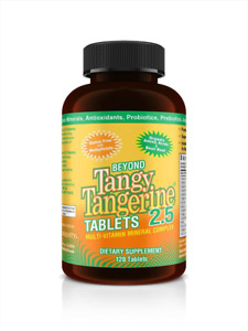 Beyond Tangy Tangerine 2.5 Tablets (1)
