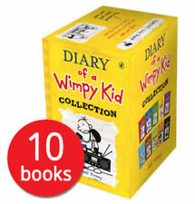 Diary of a Wimpy Kid Box Set 10 Books Collection Paperback  Gift Pack New
