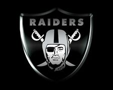 Oakland Raiders Football Edible Party Cake Image Frosting Icing Sheet
