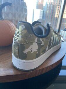 Adidas Originals Superstar CAMO Sable/Black BRAND NEW US Mens 12 RARE BAPE LIKE