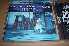 The Million Dollar Hotel CD Soundtrack U2 Bono Daniel Lanois Milla Jovovich