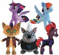 Peluche My Little Pony El Película Tapadora De Grubber Tempest Shadow Originales