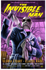 Jason Edmiston The Invisible Man Purple Variant Mondo Print Poster Art Mondo