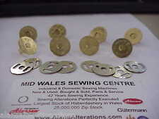4 Sets 19mm Strong Gold Handbag Magnetic Catches