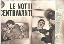 TORINO DENIS LAW JOE BAKER INCIDENTE 1962 MODUGNO MILVA MATRIMONIO SAVOIA PIA