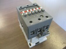 Abb Contactor A50 30 110 120v Coil 80a 600v Used