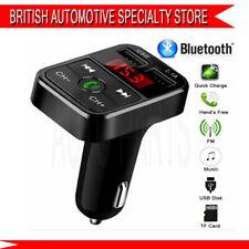 Transmisor Fm Radio Bluetooth Automóvil Reproductor MP3 Inalámbrico Adaptador De Cargador USB Stick