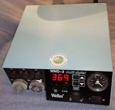 Weller WMD-3 Multi Digital Soldering / Desoldering rework station power supply