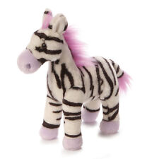"Gund Girls Zora 9.5"" Zebra Plush # 4046319"
