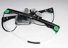 GM OEM Rear Door-Window Regulator 15911244