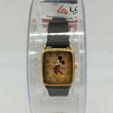 Disney Lorus Mickey Mouse Watch Moving Arms V515-500 RMF258 NEW IN ORIGINAL BOX