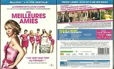 BLU RAY - MES MEILLEURES AMIES avec ROSE BYRNE / COMME NEUF - LIKE NEW