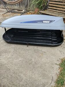 Thule Pacific 200 Roof Box, Luggage Pod 460 litres storage