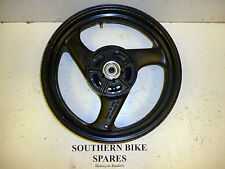 "2003 Suzuki GS500 K1-K2 Rear Wheel / Rim 17"" *BIKE BREAKING GS 500 K1 K2 GS500K2"