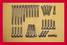 Honda Boldor CB1100 / CB 1100 Stainless Steel Bolt-kit Screws Cover Motor Engine
